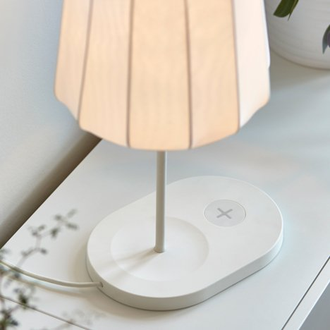 IKEA launches furniture that wirelessly charges smartphones and tablets