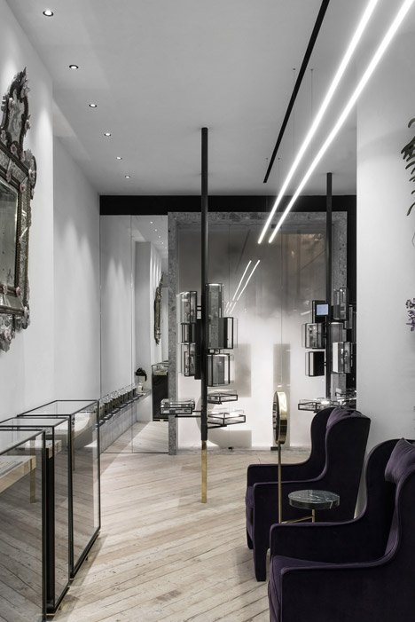 Ileana Makri Store by Kois Associated Architects