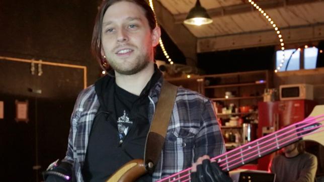 Musician Tom Shani