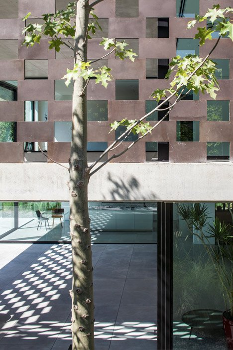 In praise of shadows by Pitsou Kedem Architects