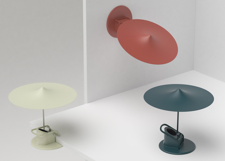 Inga Sempé Adds Functions To The Clip Lamp For Wästberg
