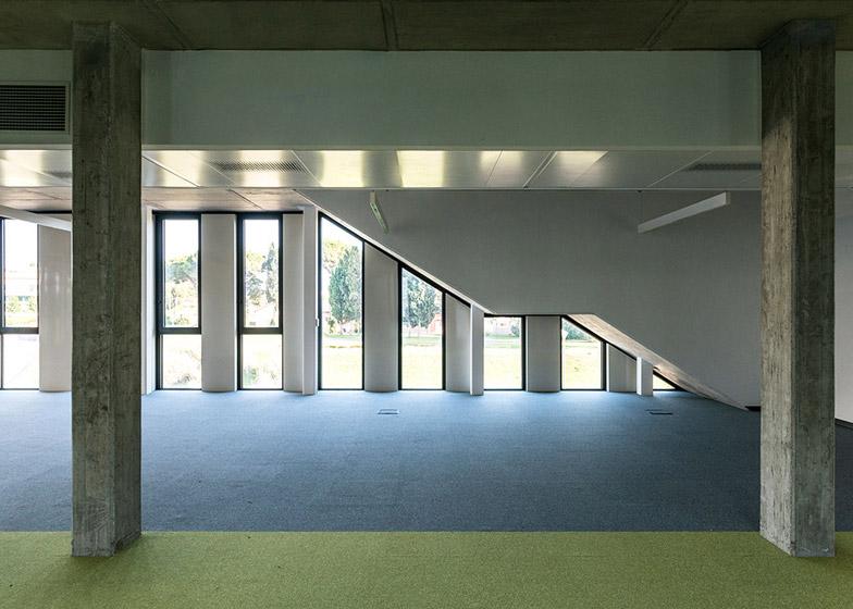 Intecs spa headquarters by Modostudio + Sofia Cattinari studio
