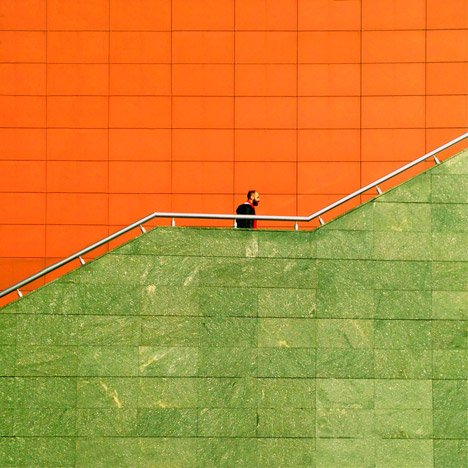 modern architectural photography. Yener Torun Photographs Vibrant Minimalist Architecture In Turkey Modern Architectural Photography