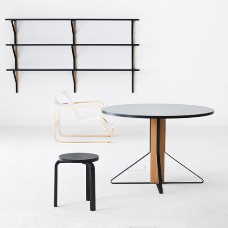 Kaari Collection by Ronan and Erwan Bouroullec and Artek, at Stockholm 2015