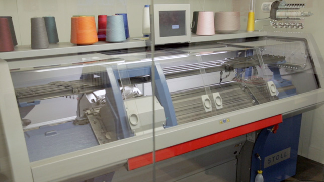 Knitting Equipment London : Mass customisation can be the future of fashion says
