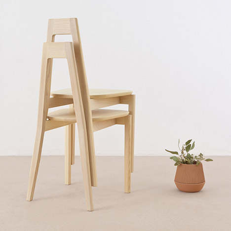 MSDS Studio presents simple furniture<br /> and lighting collection in Stockholm