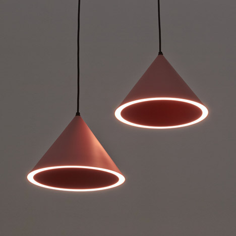 MSDS Studio furniture and lighting in the Greenhouse area of Stockholm Furniture Fair