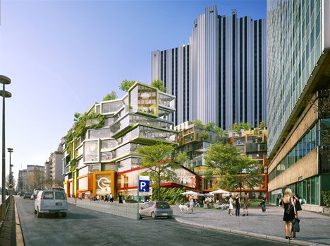 Vandamme Nord by MVRDV