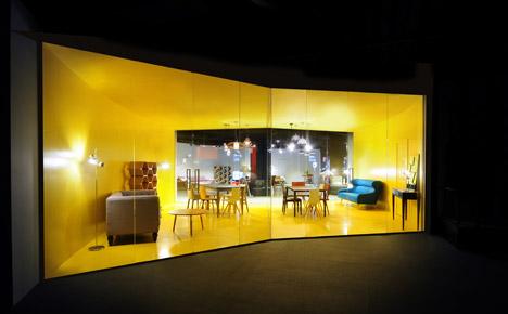 Made.com showroom by Bureau de Change