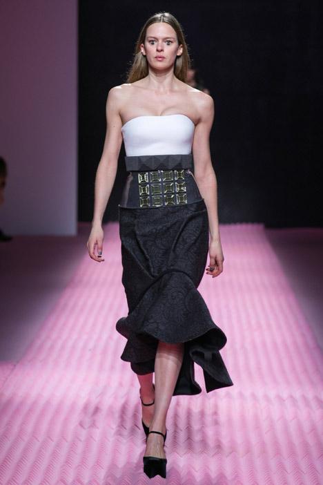 Mary Katrantzou AW15 London Fashion Week