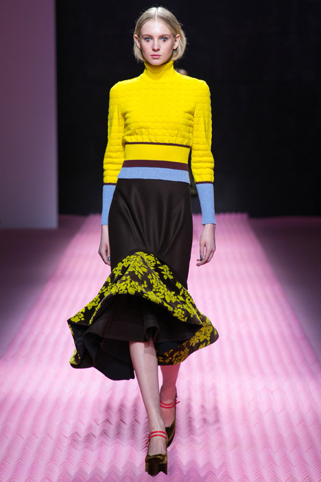 Elle India | Fashion is mining modernism