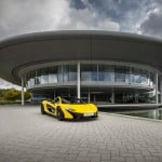 Designing a McLaren is about creating