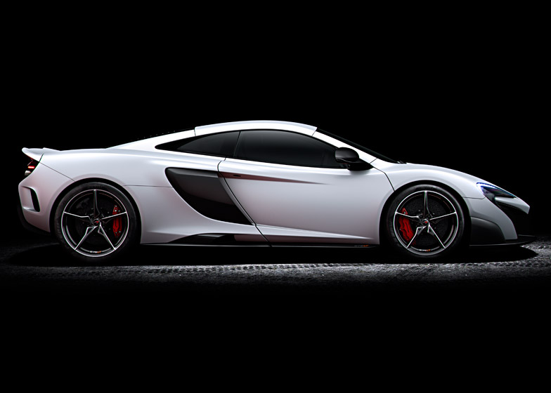 Mclaren Unveils Aggressive Looking Supercar