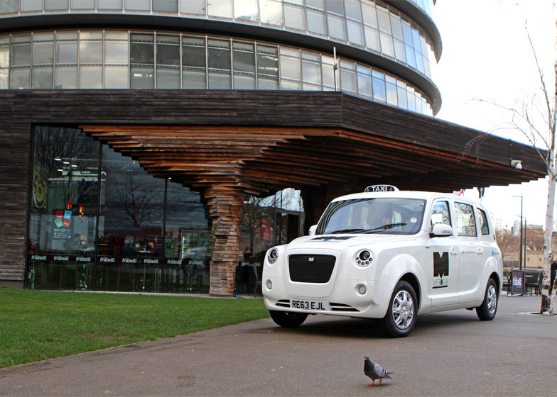 Metrocab by Frazer-Nash Research and Ecotive