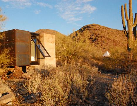 Miner's Shelter by David Frazee