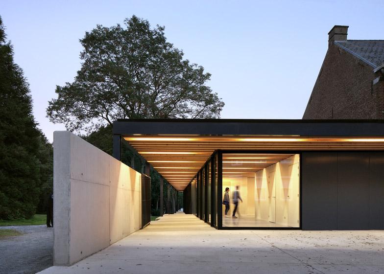 Moorsel Community Centre by De Kort Van Schaik Van Noten
