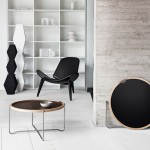 Carl Hansen & Søn updates Hans J Wegner's reversible tray table with smoked oak surfaces