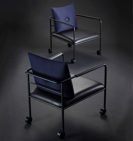 Blå Station launches mobile Morris Jr chair