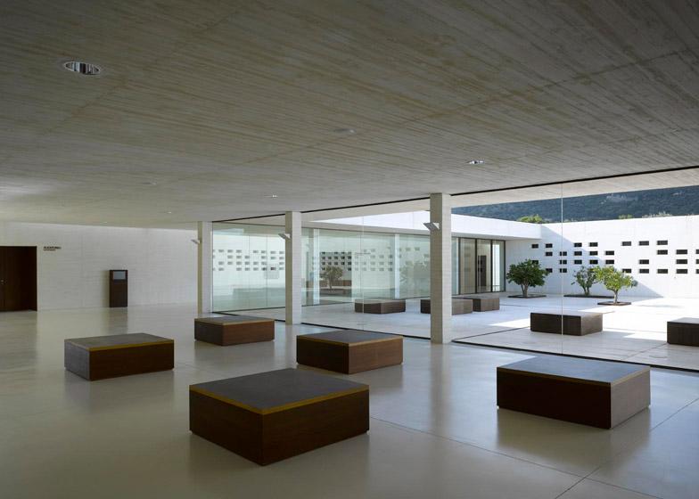 Museum and Research Centre Madinat Al Zahra by Nieto Sobejano Arquitectos