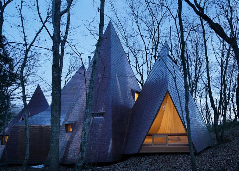 Modern japanese house design by hiroshi nakamura House and home