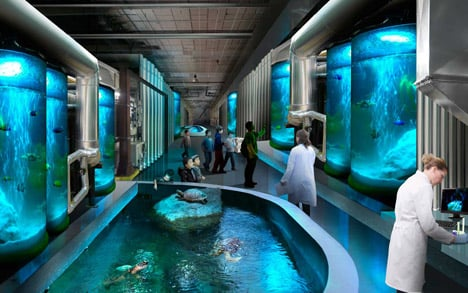 National Museum of Marine Science and Technology by Foster + Partners