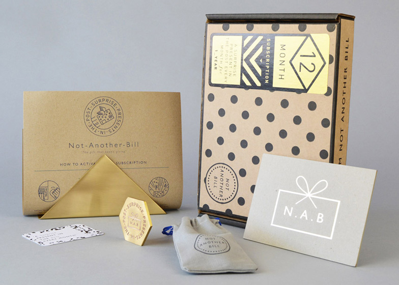 Not Another Bill gift box