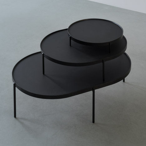 Note Patch Tables with Norm Architects for Menu at Stockholm 2015