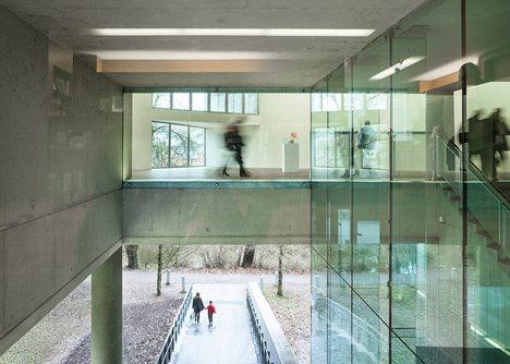 Lewis Glucksman Gallery by O'Donnell + Tuomey
