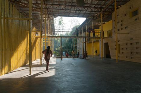 Pani Community Centre by Schilder Scholte Architecten_dezeen_111
