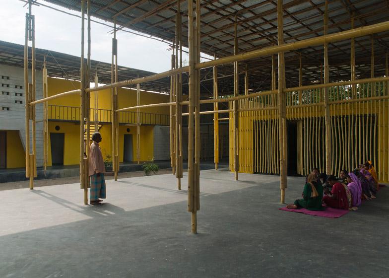 Pani Community centre by Schilder Scholte Architecten