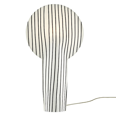 Paper lamp by René Barba for Ligne Roset