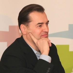 Patrik Schumacher portrait
