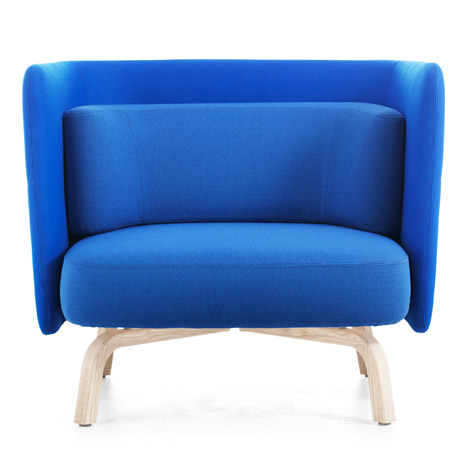 Portus seating by Lammhults