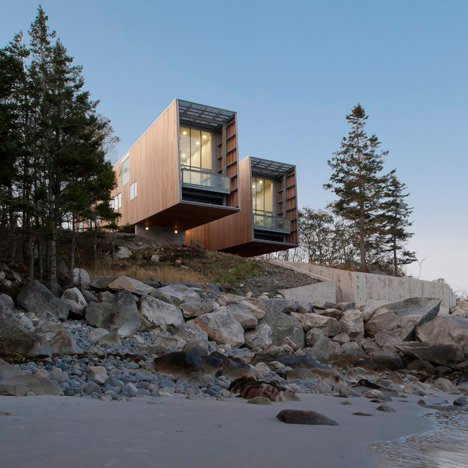 Two Hulls House – photograph by Greg Richardson