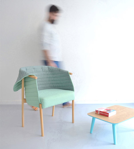 Reves Chair by Muka Design Lab