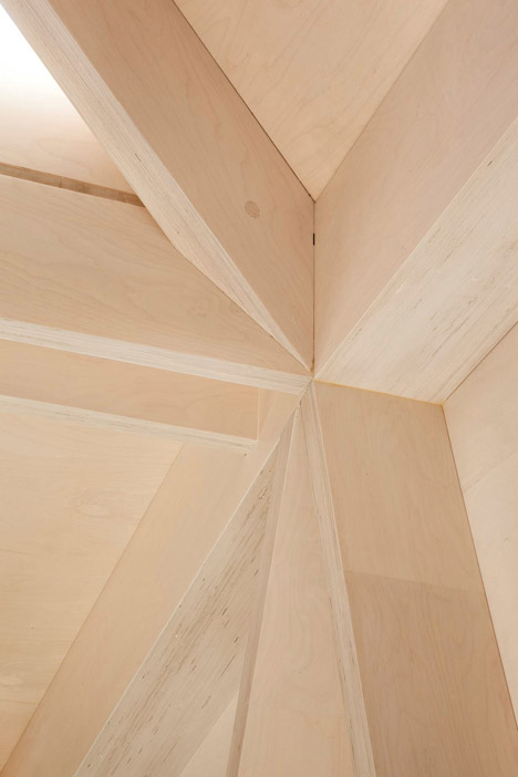 Scale of Ply by NOJI Architects