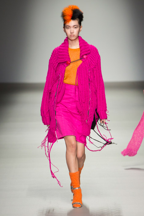 Sibling Autumn Winter 2015 Call Me London Fashion Week