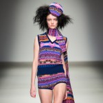 Verner Panton influences colour palette for Sibling's Autumn Winter 2015 collection