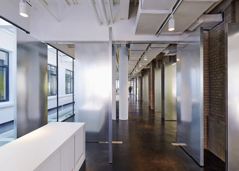 Spark offices in Beijing by Spark