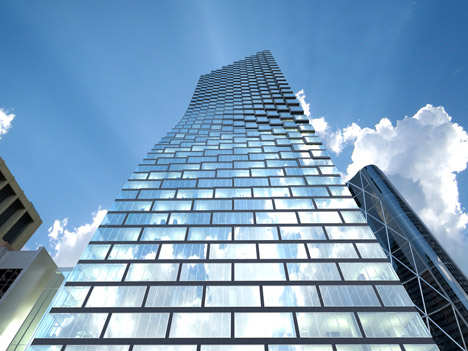 Telus Sky by BIG