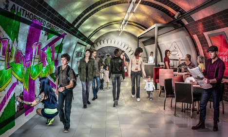 The London Underline by Gensler