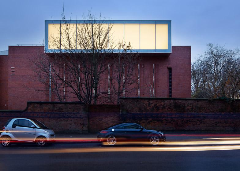 The Whitworth, Manchester by MUMA