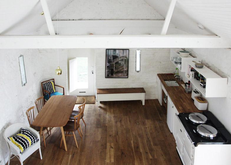 Thursford Barn by Lynch Architects