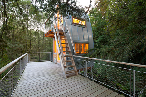 Treehouse Solling by Andreas Wenning