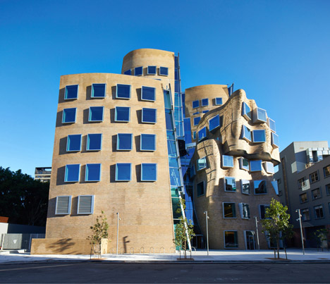UTS Business School by Frank Gehry