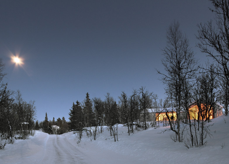 V-lodge by Reiulf Ramstad Architects