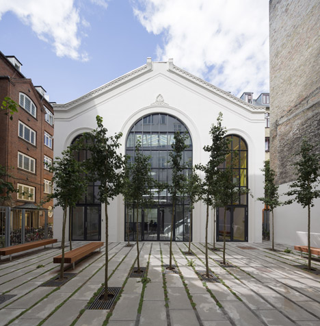 Valencia by Dorte Mandrup Arkitekter