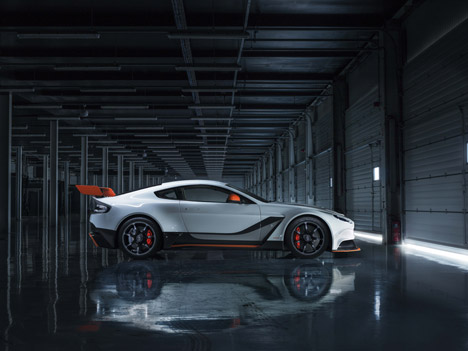 Vantage GT3 by Aston Martin