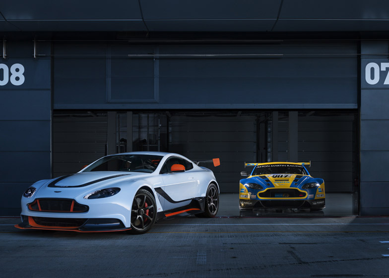 Aston Martin designs Vantage GT3 to bridge road/track gap