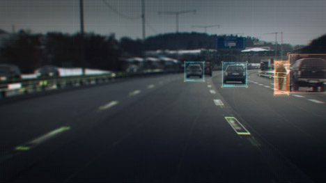Volvo pilot self-driving cars on Swedish roads